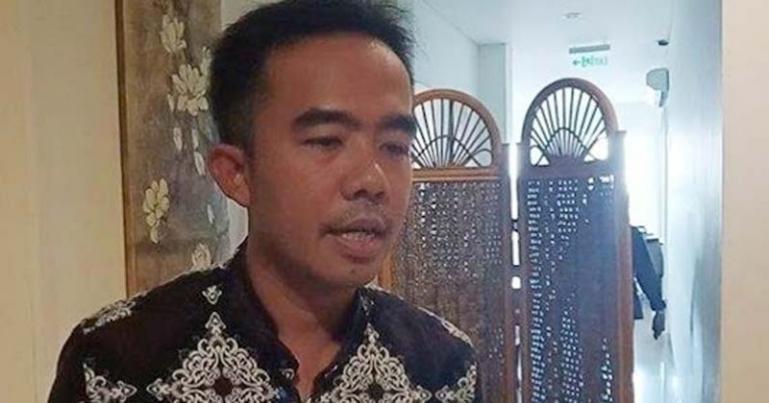 Ketua KPU Kota Padang Riki Eka Putra (Dok : Istimewa)