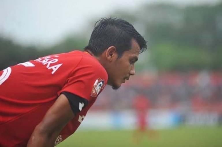 Pemain Semen Padang FC, Leo Guntara yang kini pindah klub ke Borneo FC. (Dok : Istimewa)