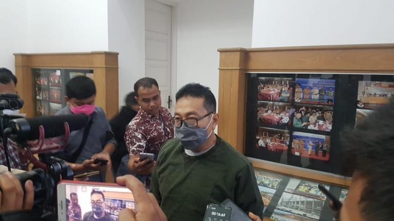 Jasman Rizal, Juru Bicara GTPP Covid-19 Sumbar. (Dok : Isitmewa)