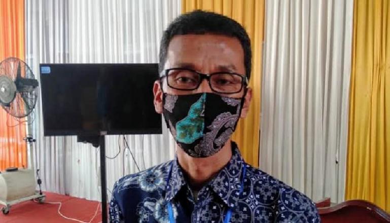 Komisioner KPU Sumbar Amnasmen. (Dok : Istimewa)