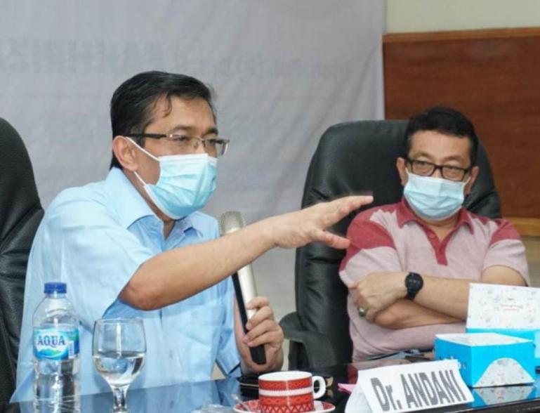 Pj Bupati Jasman Dukung Gagasan Gerakan Semesta Ataso Covid-19 Solsel Siapkan Tujuh Nagari Tageh