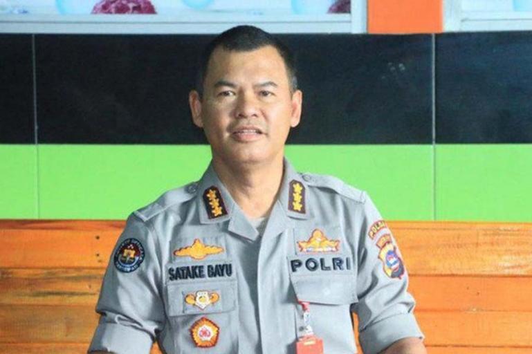 Kabid Humas Polda Sumbar, Kombes Pol Satake Bayu Setianto. (Dok : Istimewa)