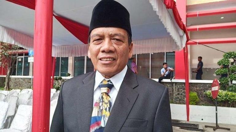 Wakil Ketua DPRD Sumbar Suwirpen Suib