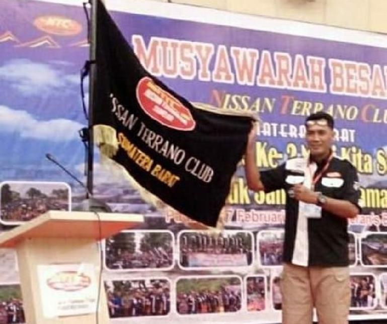 Arifin BA Jayawardhana, digadang-gadangkan punya peluang besar kembali jadi Ketua umum NTC Sumbar. (Dok : Istimewa)