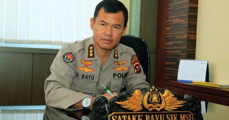 Kabid Humas Polda Sumbar Kombes Pol Satake Bayu Setianto. (Dok : Istimewa)