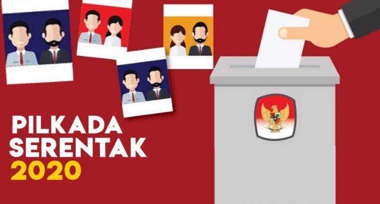 Ilustrasi : Pemilihan Serentak 2020