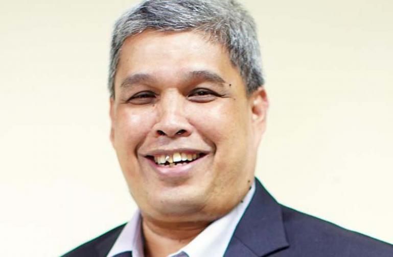 Wakil Rektor III Unand, Insannul Kamil. (Dok  : Istimewa)