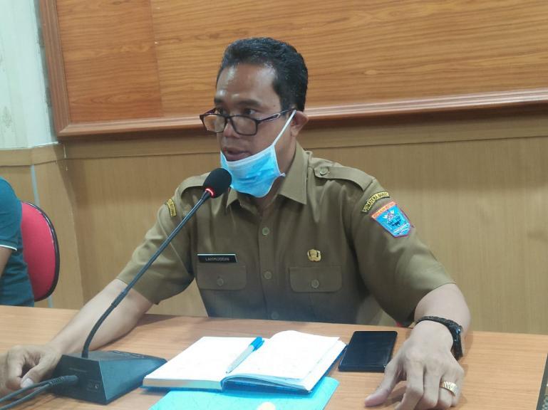 Kepala Dinas Kesehatan Mentawai, Lahmuddin. (Dok : Istimewa)