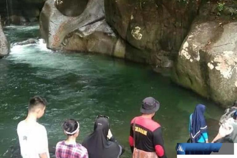 Uji Adrenalin di Jalur Lubuk Nyarai Kawasan Lubuk Alung