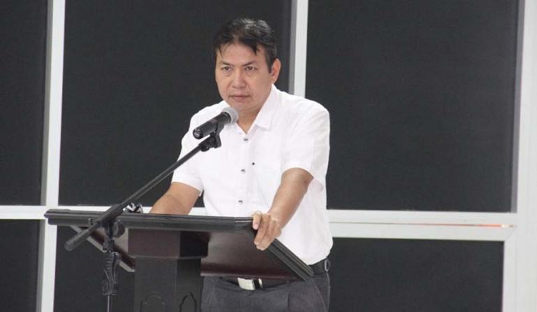 Wakil Rektor II Unand,  Prof. Dr. dr. Wirsma Arif Harahap, SpB (K) Onk. (Dok : Istimewa)