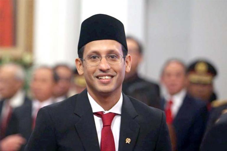 Menteri Pendidikan dan Kebudayaan (Mendikbud), Nadiem Makarim. (Dok : Istimewa)