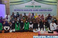 268 Mahasiswa UNU Sumbar Ikuti PKKBM 2020