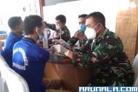 1.060 Orang Jalani Vaksinasi Covid di Lapas Muaro