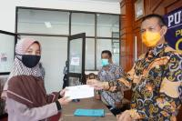 36 Mahasiswa Piaman Terima Beasiswa 'Saga Saja'