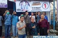 Ali Mukhni Ajak Kader PAN Pessel Bangun Kolaborasi