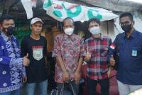 Andre Rosiade Antarkan Ujang ke Padang