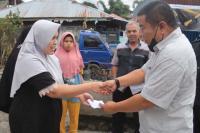 Andre Rosiade Bantu Korban Kebakaran di Salimpek Solok
