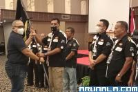 Arifin kembali Pimpin NTC Sumbar