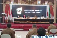 Audy Joinaldy Minta Dukungan Anggota DPD RI Sumbar