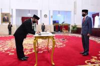 Boy Rafli Resmi Jabat Kepala BNPT