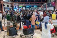 Calon Penumpang Pesawat Wajib Patuhi Aturan PSBB