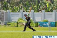 Cricket Sumbar Kurang Beruntung di Kategori Sixes