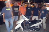 Curi Motor, Roelly Diringkus Satreskrim Polresta Padang