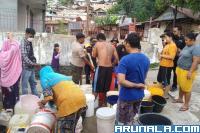 Daerah Alami Kekeringan Bertambah di Kota Padang
