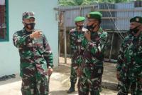 Dandim 0311/Pessel Dukung Operasi Patuh Singgalang 2021