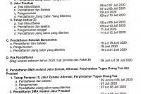 Disdik Sumbar Revisi kembali Waktu PPDB SMA dan SMK