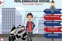 Ditjen Hubdat Adakan Webinar Internasional Safety Riding
