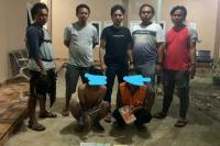 Dua Pejudi Togel Online Ditangkap Polisi