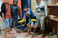 Dua Pemain Ditangkap, Tiga Berhasil Kabur