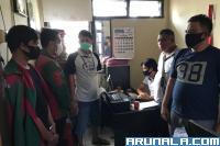 Dua Pencuri TV di RSUP M Djamil Diciduk Polisi
