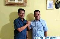 Dukungan Perantau Mengalir Untuk Rusmayul Anwar