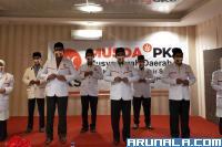 Efrianto, Ketua DPD PKS Pessel yang Baru
