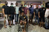 Fales, Spesialis Copet di Angkot Ditembak Polisi