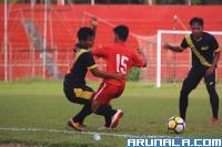 Gaung Putra Gondol Piala Askot PSSI Kota Padang