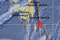 Gempa Kuat Guncang Kepulauan Talaud