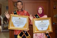 Genius dan Lucyanel Dianugerahi GenRe Award 2021