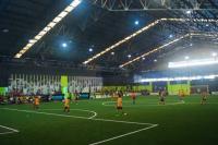 GOR Agus Salim Bakal Dilengkapi Lapangan Mini Soccer