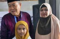 Hafizah Cilik 30 Juz Asal Ternate Berdarah Minang