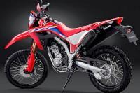 Honda CRF250L 2021 Resmi Mengaspal