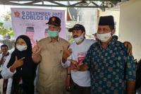 IKPS Bukittinggi Dukung Penuh Nasru Abit-Indra Catri
