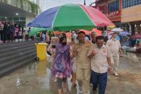 Indra Catri Kunjungi Pasar Ateh Bukittinggi