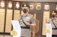 Irjen Pol Teddy Minahasa Putra Resmi Jabat Kapolda Sumbar
