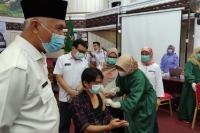 John Kambang: Ini Bagian dari Kampanye Vaksinasi di Sumbar