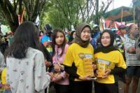 Joss C-1000 Ramaikan Gowes Siti Nurbaya Adventure