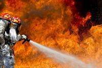 Kebakaran Landa Kilang Minyak di Cilacap