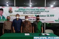 Kota Padang Tuan Rumah Muktamar IX PPP Zona II